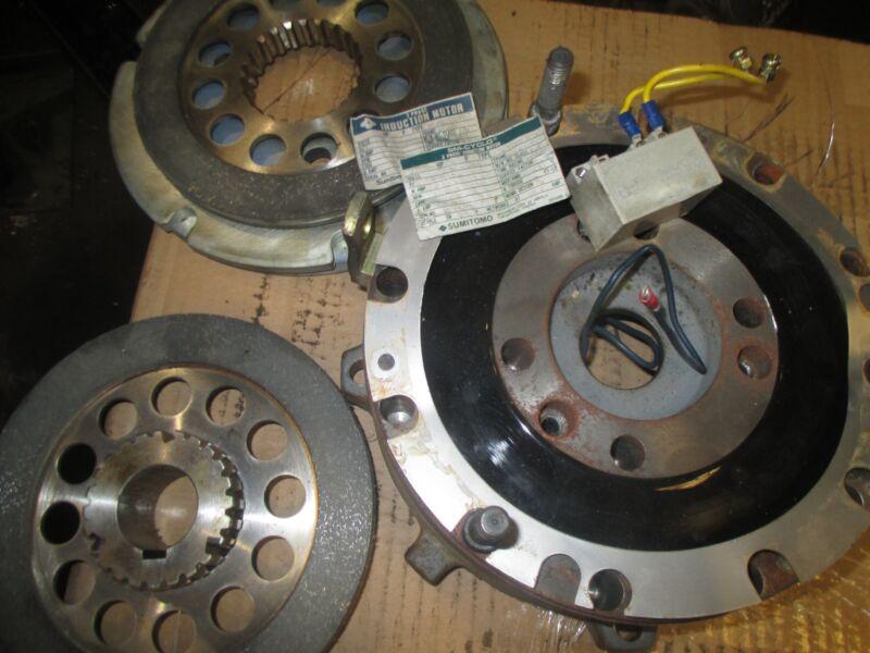 Sumitomo Sm Cyclo Brake Motor Parts F132m, F160m, Or Individual Large Stock