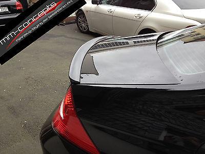 Heckspoilerlippe für Mercedes CLS W219 500 63 65 AMG Heck Dachspoiler Spoiler