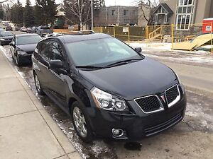 2010 Vibe - AWD with command start & winter tires