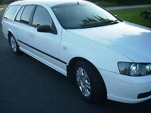 Duel Fuel 2006 Ford Falcon Wagon_140189km Roadworthy certificate. Hampton Park Casey Area Preview