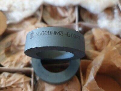 Toroidal Ferrite Core Inductor Coil Formchoke Ring 40x25x11 Nos Ussr Lot 10pcs