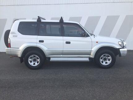 2002 Toyota Prado turbo diesel wagon Maroochydore Maroochydore Area Preview