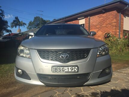 2008 TOYOTA AURION Sportival SX06 (Low Km) Colyton Penrith Area Preview