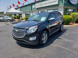 2017 Chevrolet Equinox Premier LEATHER/BACK UP CAM/POWER LIFT...