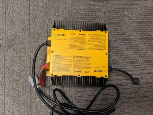 Delta Q Charger QuiQ 36 volt-21 amp 36v Fork Lift Floor Scrubber  Free Shipping