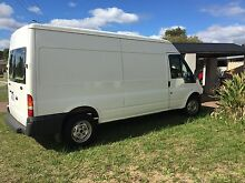 FORD TRANSIT (LATE 2005) INSULATED (COLD STORAGE) East Cannington Canning Area Preview