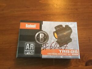 Bushnell Tactical Red Dot