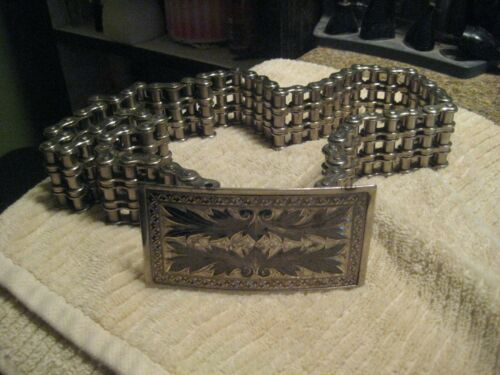 Chain Motorcycle Belt  3 ROWS