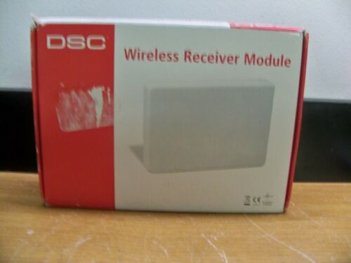 NEW DSC RF5132 433 WIRELESS RECEIVER MODULE FREE 1ST CLS S&H