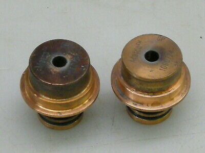 Used - Oerlikon Metco 3m7-gp 3m7-gh Nozzles For 3mb Gun