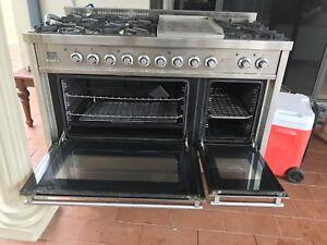 Ilve Oven (Quadra PDW 100 MV Series)