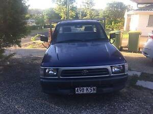 2001 Toyota Hilux Other Redbank Plains Ipswich City Preview