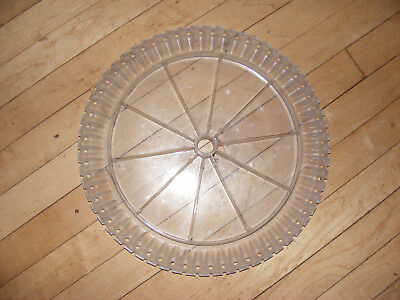 1white Planter Seed Plate Agco Pinto Seed Disc 700722513