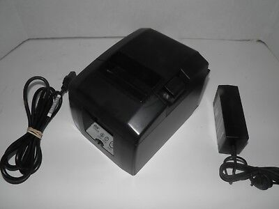 Star Tsp650ii Thermal Pos Receipt Printer Wps Bluetooth 654iibi Lightly Used