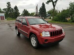 2006 Jeep Grand Cherokee AWD only $3800