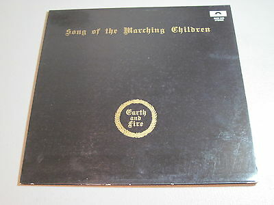 Occasion, Earth And Fire-Song Of The Marching Children-LP 1971 Polydor Made in Netherlands d'occasion  Expédié en Belgium