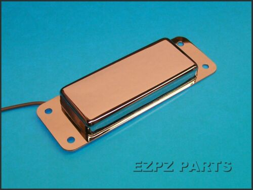 Ultra Thin Japanese style Top Mounting Guitar Pickup (Neck)  EZPZ GUITAR PARTS