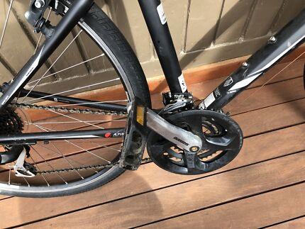 """Trek 7.2 Hybrid Bike 17.5"""" frame"""