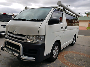 2008 Toyota Hiace Diesel Automatic Cecil Hills Liverpool Area Preview