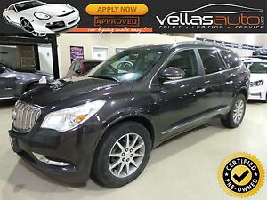 2015 Buick Enclave Leather AWD  LEATHER  7PASS  R/CAMERA