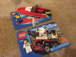 Lego 3365 and 4641, both for $8