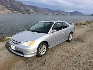2002 Honda Civic Very Low kms !!