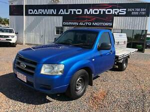 2006 Ford Ranger XL 4x2 Manual Diesel Durack Palmerston Area Preview