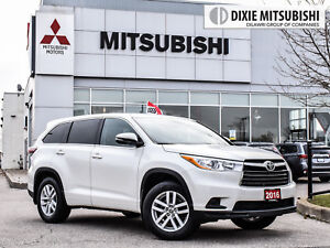 2016 Toyota Highlander LE AWD| 7 PASS| BLUETOOTH| TRI ZONE| CAME