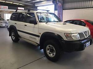"2001 Nissan Patrol 3.0D ST Wagon ""Immaculate"" Belmont Belmont Area Preview"