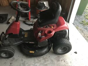 "Craftsman 30"" Cut Ride-on Mower"