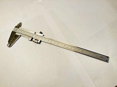 Mitutoyo Vernier Caliper 0-8 0-200mm Range In Dual Scale - Stainless Hardened