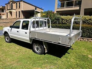 2005 ford courier Taylors Beach Port Stephens Area Preview
