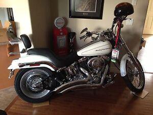 2005 Harley-Davidson Softail Duece