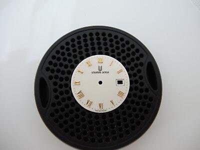 Universal Geneve Zifferblatt, watch dial, Ø 27,1 mm