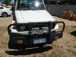 1993 Toyota LandCruiser Troopy ex Ambulance Port Kennedy Rockingham Area Preview
