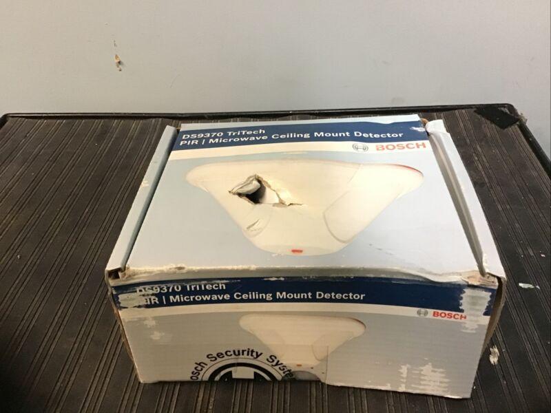 Bosch DS9370 TriTech PIR Microwave Ceiling Mount Detector