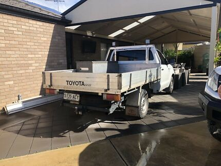 Toyota hilux 2009, low kms Munno Para West Playford Area Preview
