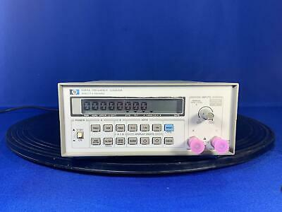 Agilent Hp 5384a Frequency Counter