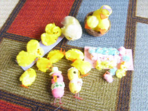 Lot #2  Easter Chicks
