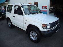 1997 Mitsubishi Pajero Coupe Maryland 2287 Newcastle Area Preview