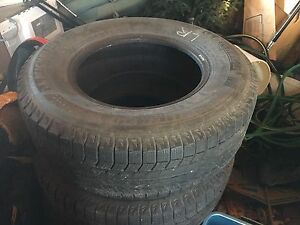 Winter tires 265 70 17