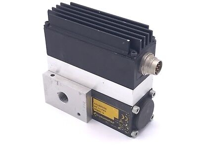 Asco Joucomatic Ft 006276c Sentronic Proportional Valve 60160191 0-10 Bar 24v