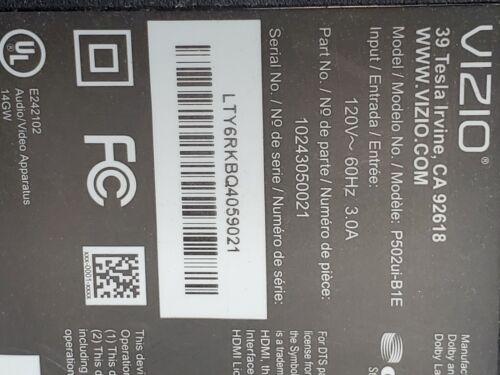 Repair Service XECB0TK004030X XECB0TK004040X For P502UI-B1E - $71.24
