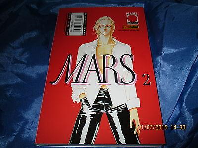 MARS #  2  /  Planet  Manga  /  1. Deutsche  Ausgabe / Panini Comics 2002