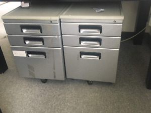 CABINETS GALORE - Used Office Furniture FOR SALE