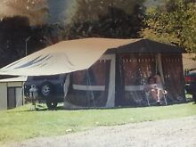 CUB TRAILER FOLDING CARAVAN. ONE OWNER. Sleeps 2-4 or more! St Clair Penrith Area Preview