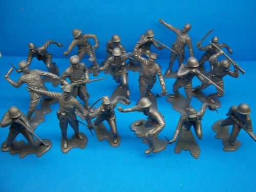 Marx  (MILITARY FIGURE LOT)  Russian Japanese German