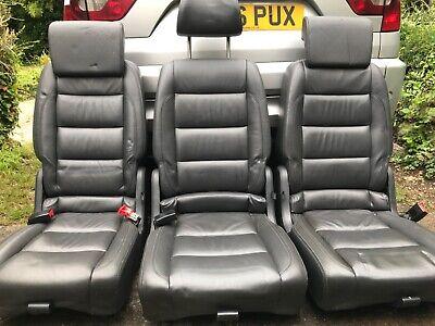 VW touran leather seats. £200