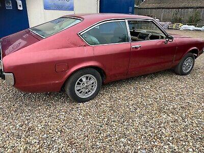 Ford MK1 Granada Ghia Coupe 1977