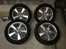 Mazda 3 allot rims Ashfield Ashfield Area Preview